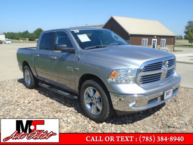 Used 2019 Ram 1500 Classic in Colby, Kansas | M C Auto Outlet Inc. Colby, Kansas