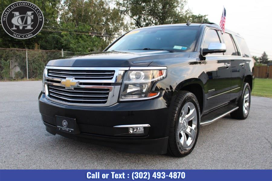 Used Chevrolet Tahoe 4WD 4dr LTZ 2015   Morsi Automotive Corp. New Castle, Delaware
