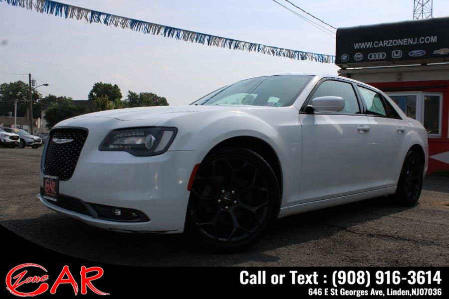 Used Chrysler 300 300S RWD 2019   Car Zone. Linden, New Jersey