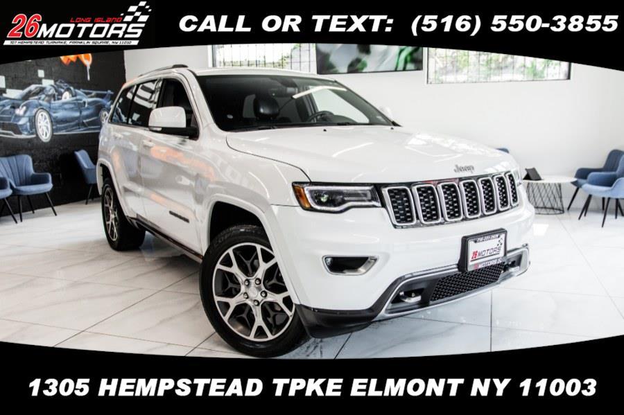Used Jeep Grand Cherokee Limited 4x4 2018   26 Motors Corp. Bronx, New York