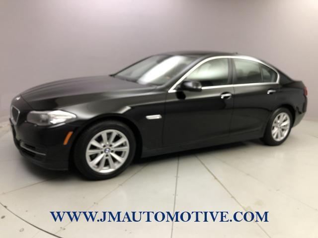 Used BMW 5 Series 4dr Sdn 528i xDrive AWD 2014 | J&M Automotive Sls&Svc LLC. Naugatuck, Connecticut