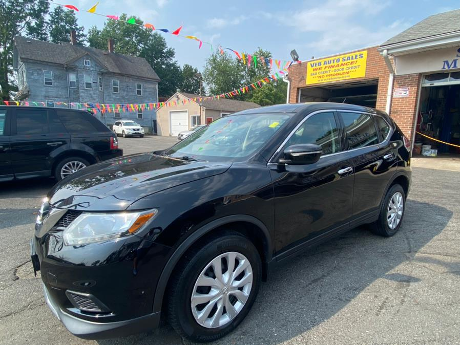 Used Nissan Rogue AWD 4dr S 2014 | VEB Auto Sales. Hartford, Connecticut