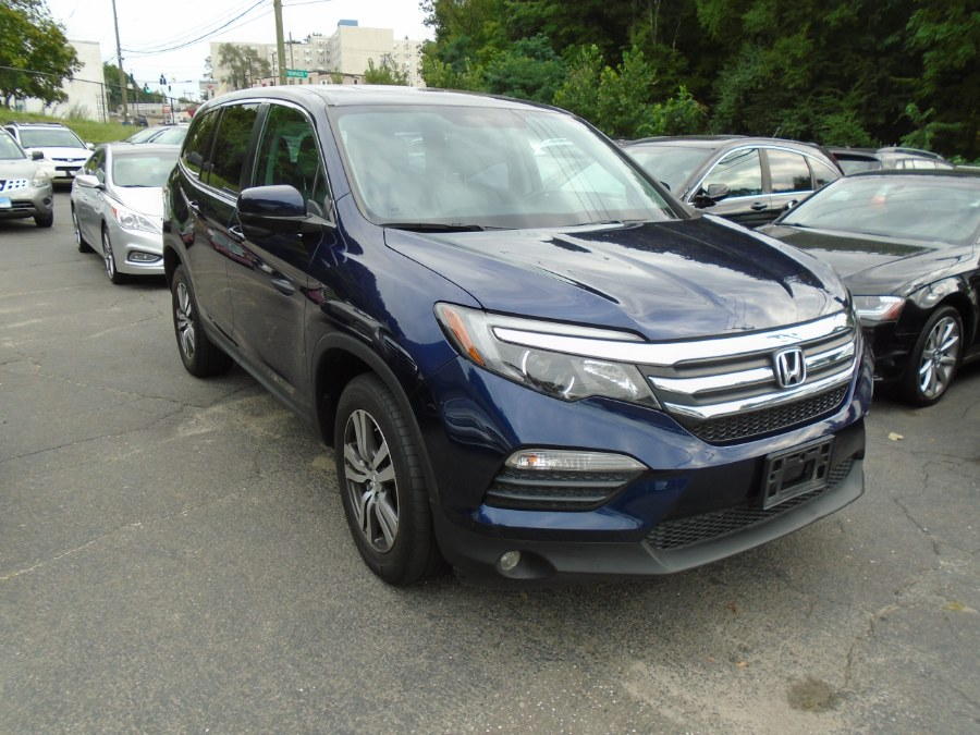 Used Honda Pilot EX-L w/Navigation AWD 2017 | Jim Juliani Motors. Waterbury, Connecticut