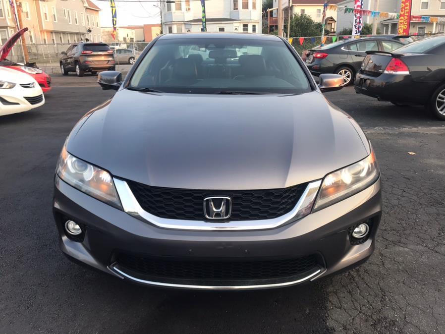 Used Honda Accord Coupe EX-L 2015   Affordable Motors Inc. Bridgeport, Connecticut