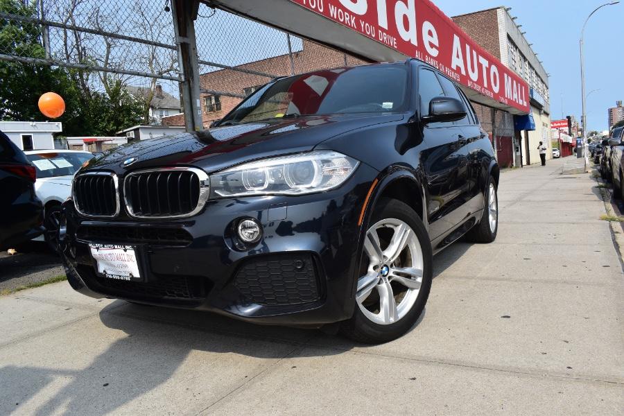 Used BMW X5 AWD 4dr xDrive35i 2016   Hillside Auto Mall Inc.. Jamaica, New York