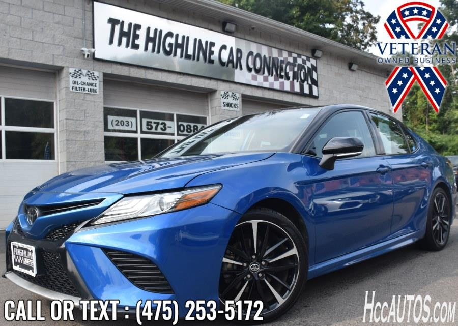Used Toyota Camry XSE Auto 2019 | Highline Car Connection. Waterbury, Connecticut