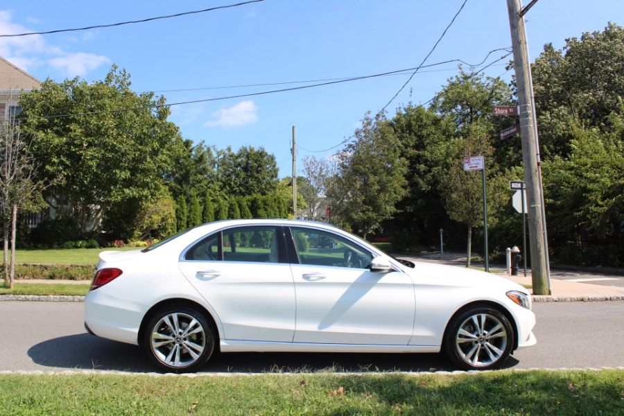 2018 Mercedes-Benz C-Class C 300 4MATIC Sedan, available for sale in Great Neck, NY