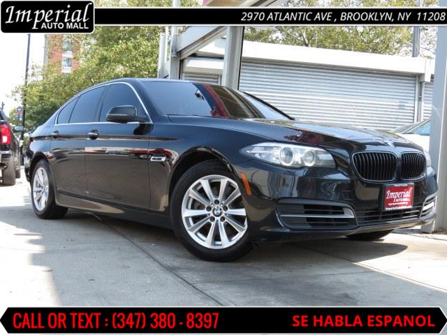 Used BMW 5 Series 4dr Sdn 528i xDrive AWD 2014 | Imperial Auto Mall. Brooklyn, New York