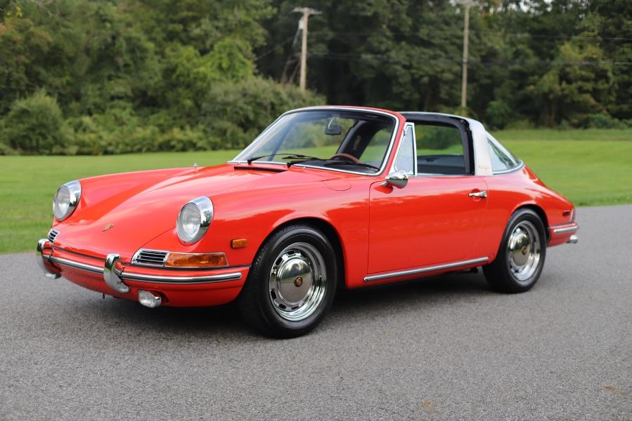 Used Porsche 911 Targa 1968   Meccanic Shop North Inc. North Salem, New York