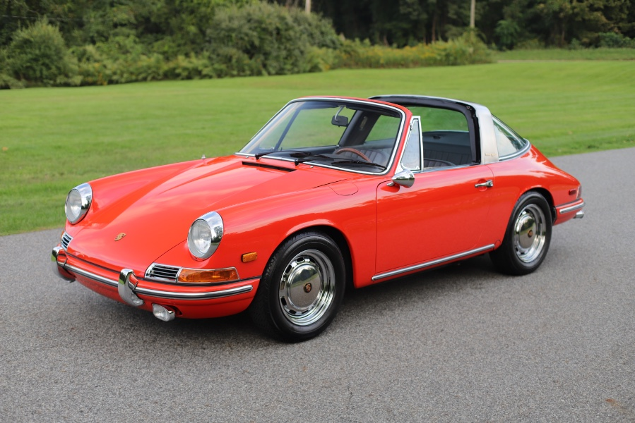 Used 1968 Porsche 911 in North Salem, New York | Meccanic Shop North Inc. North Salem, New York