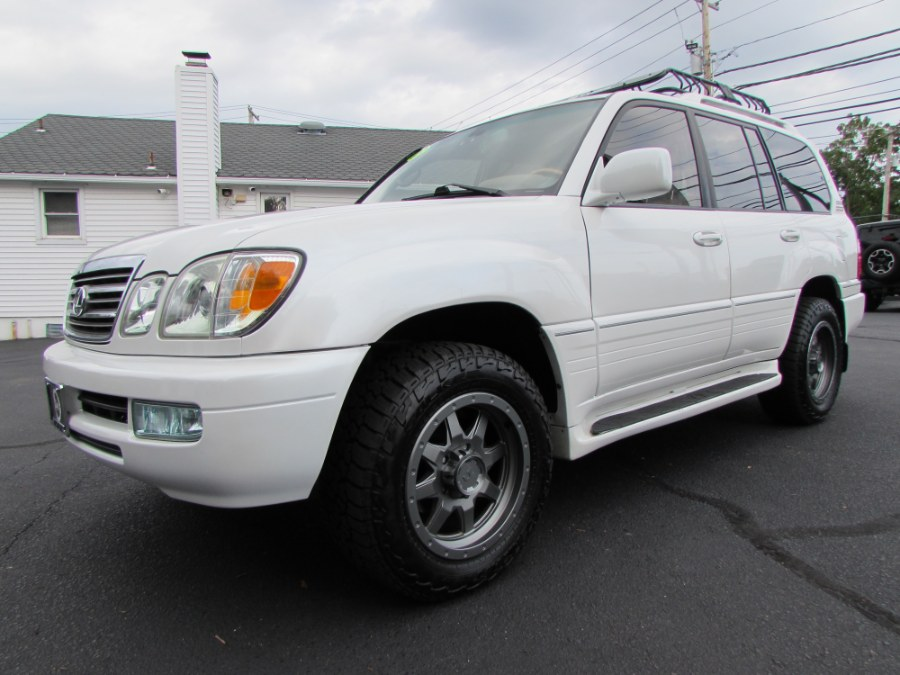 Used 2003 Lexus LX 470 in Milford, Connecticut | Chip's Auto Sales Inc. Milford, Connecticut