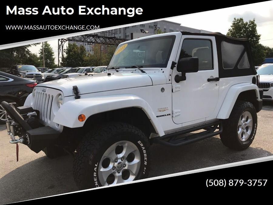 Used 2014 Jeep Wrangler in Framingham, Massachusetts | Mass Auto Exchange. Framingham, Massachusetts