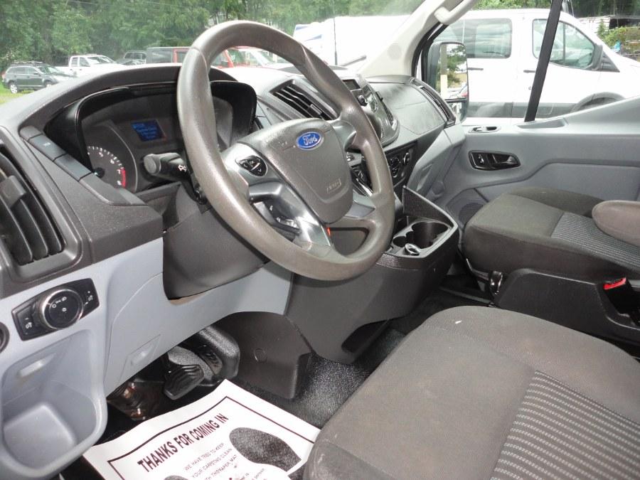 "Used Ford Transit Van T-250 130"" Low Rf 9000 GVWR Swing-Out RH Dr 2017 | International Motorcars llc. Berlin, Connecticut"