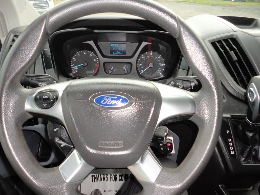 "Used Ford Transit Van T-250 130"" Low Rf 9000 GVWR Swing-Out RH Dr 2017   International Motorcars llc. Berlin, Connecticut"