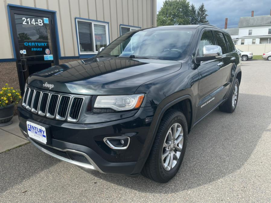 Used 2014 Jeep Grand Cherokee in East Windsor, Connecticut   Century Auto And Truck. East Windsor, Connecticut