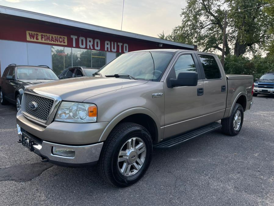 """Used Ford F-150 SuperCrew 139"""" Lariat 4WD 2005 