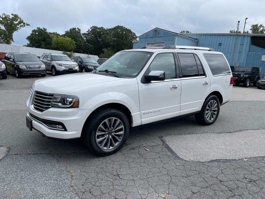 Used 2015 Lincoln Navigator in Ashland , Massachusetts | New Beginning Auto Service Inc . Ashland , Massachusetts