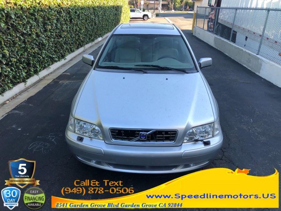 Used 2003 Volvo S40 in Garden Grove, California   Speedline Motors. Garden Grove, California
