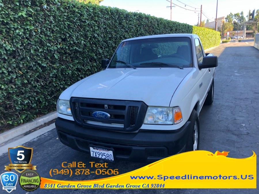 Used 2006 Ford Ranger in Garden Grove, California   Speedline Motors. Garden Grove, California