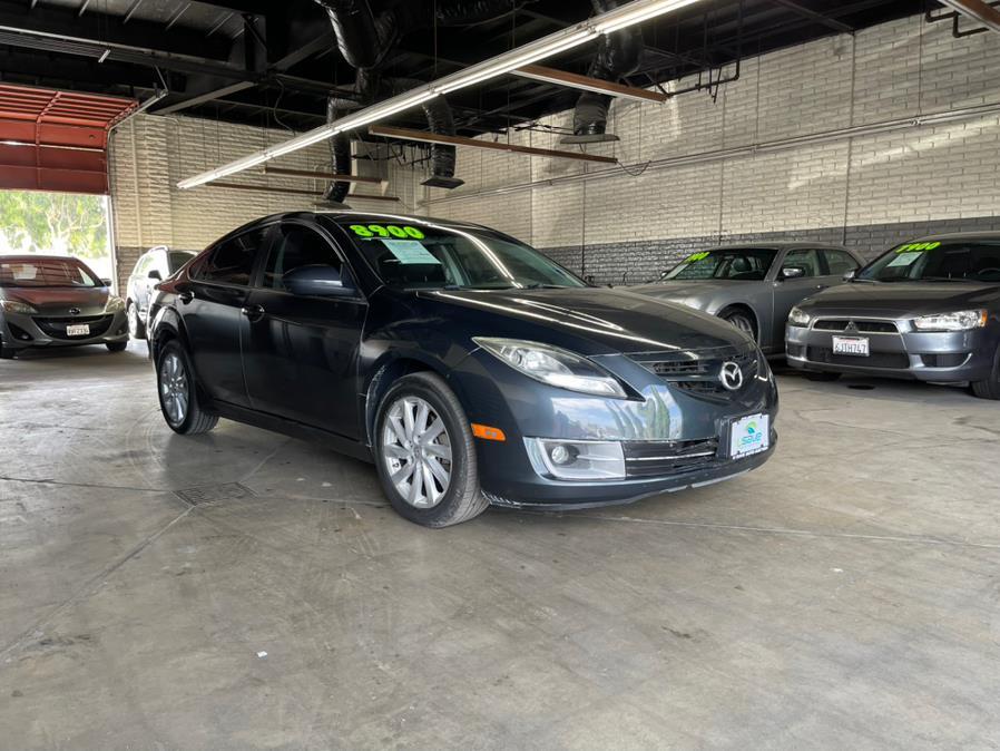 2012 Mazda Mazda6 4dr Sdn Auto i Touring, available for sale in Garden Grove, CA