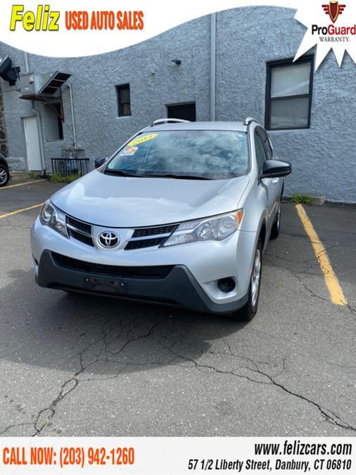 Used 2013 Toyota RAV4 in Danbury, Connecticut | Feliz Used Auto Sales. Danbury, Connecticut