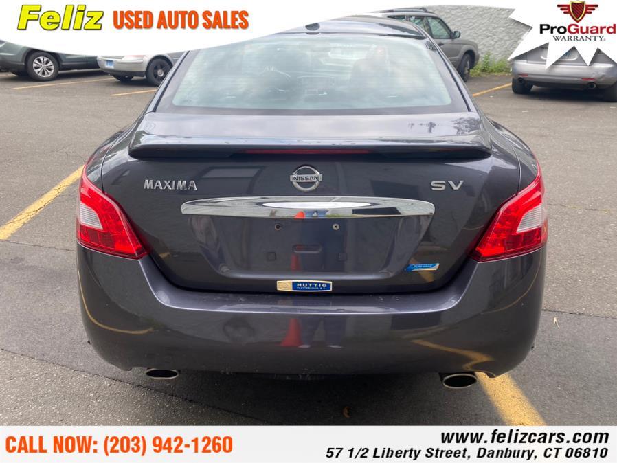 Used Nissan Maxima 4dr Sdn V6 CVT 3.5 S 2011 | Feliz Used Auto Sales. Danbury, Connecticut