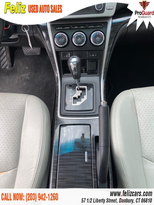 Used Mazda Mazda6 4dr Sdn Man i Touring 2010 | Feliz Used Auto Sales. Danbury, Connecticut