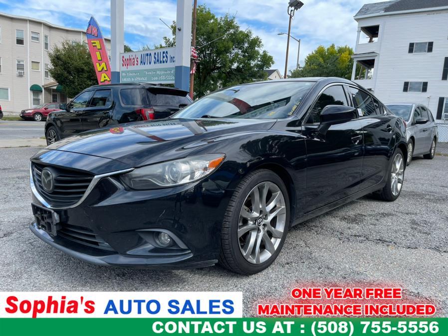 Used 2014 Mazda Mazda6 in Worcester, Massachusetts | Sophia's Auto Sales Inc. Worcester, Massachusetts