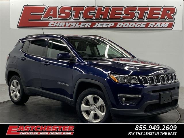 Used Jeep Compass Latitude 2018 | Eastchester Motor Cars. Bronx, New York