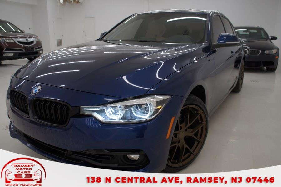 Used 2016 BMW 3 Series in Ramsey, New Jersey | Ramsey Motor Cars Inc. Ramsey, New Jersey