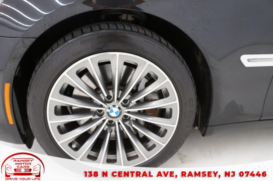 Used BMW 7 Series 4dr Sdn 750i 2009   Ramsey Motor Cars Inc. Ramsey, New Jersey