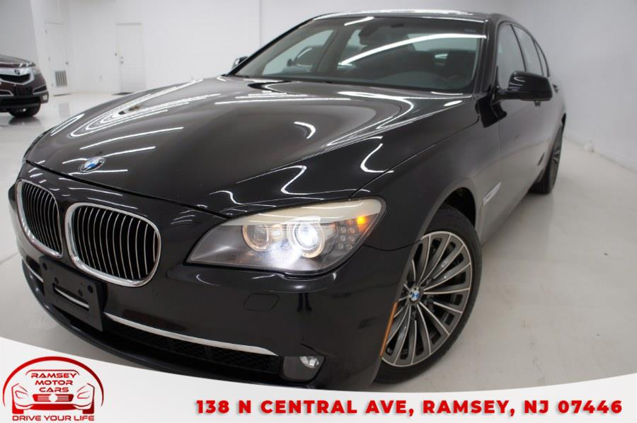 Used 2009 BMW 7 Series in Ramsey, New Jersey | Ramsey Motor Cars Inc. Ramsey, New Jersey