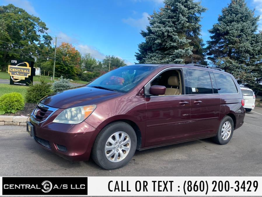 Used Honda Odyssey 5dr EX-L w/RES 2008   Central A/S LLC. East Windsor, Connecticut
