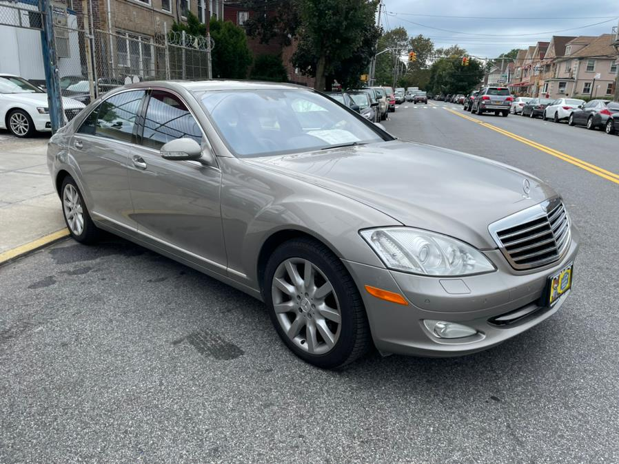 2007 Mercedes-Benz S-Class 4dr Sdn 5.5L V8 RWD, available for sale in Brooklyn, NY