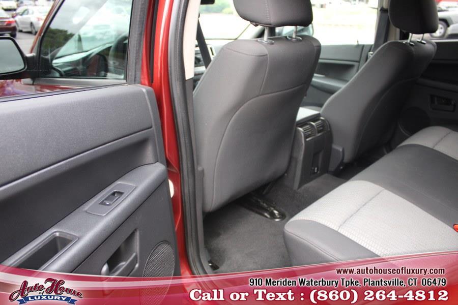Used Jeep Grand Cherokee 4WD 4dr Laredo 2008 | Auto House of Luxury. Plantsville, Connecticut