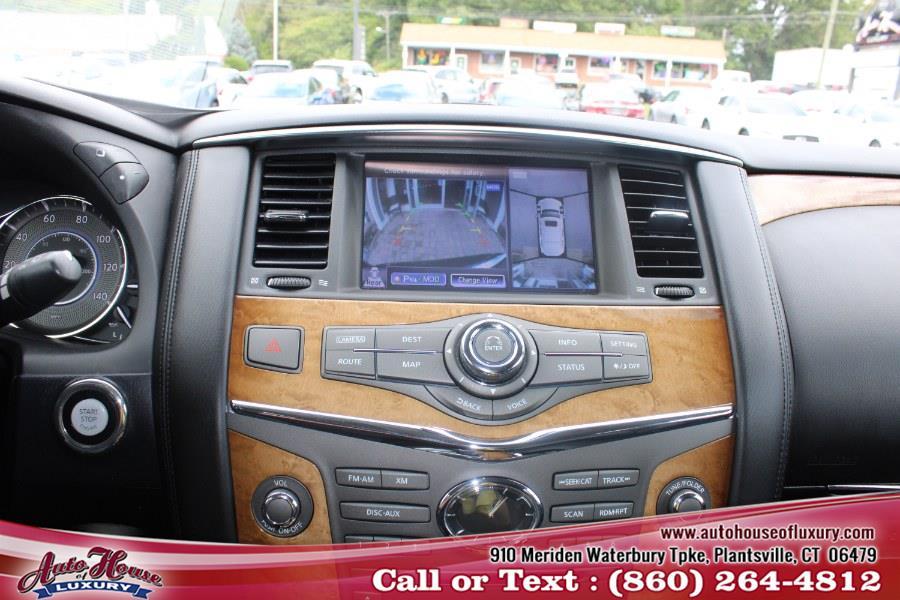 Used Infiniti QX56 4WD 4dr *Ltd Avail* 2013   Auto House of Luxury. Plantsville, Connecticut