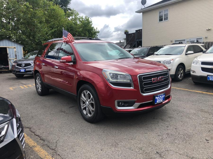 Used GMC Acadia AWD 4dr SLT1 2014 | Route 46 Auto Sales Inc. Lodi, New Jersey