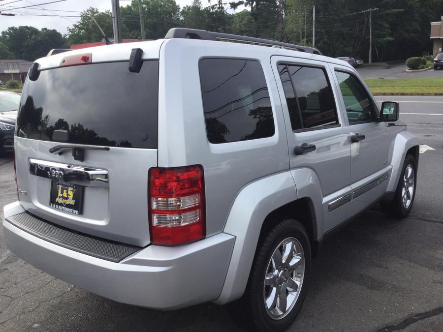 Used Jeep Liberty 4WD 4dr Sport Latitude 2012   L&S Automotive LLC. Plantsville, Connecticut