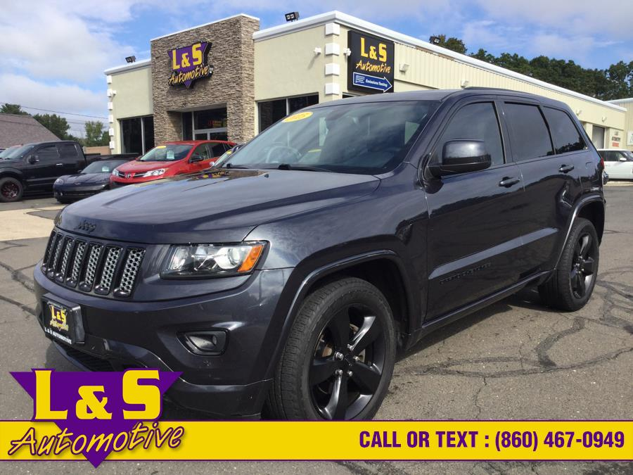 Used 2015 Jeep Grand Cherokee in Plantsville, Connecticut | L&S Automotive LLC. Plantsville, Connecticut