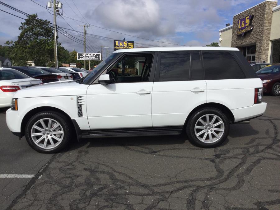 Used Land Rover Range Rover 4WD 4dr SC 2012 | L&S Automotive LLC. Plantsville, Connecticut