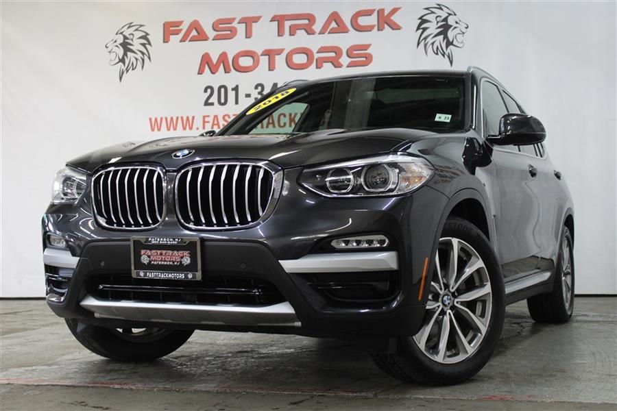 Used BMW X3 XDRIVE30I 2018 | Fast Track Motors. Paterson, New Jersey