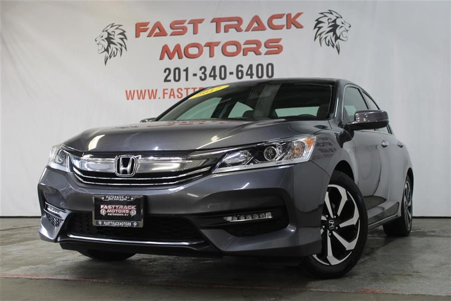 Used Honda Accord EX 2017   Fast Track Motors. Paterson, New Jersey