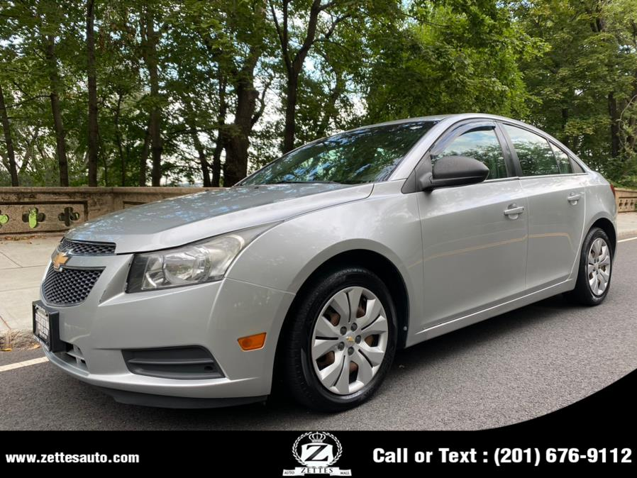 Used Chevrolet Cruze 4dr Sdn LS 2012 | Zettes Auto Mall. Jersey City, New Jersey
