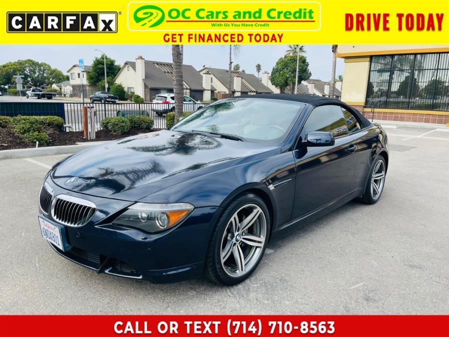Used 2006 BMW 6 Series in Garden Grove, California   OC Cars and Credit. Garden Grove, California