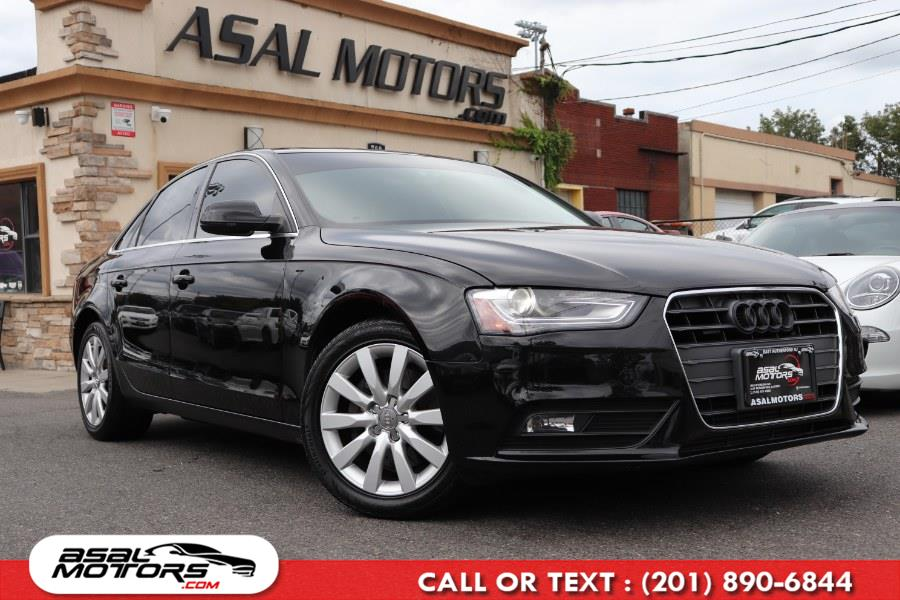 Used 2013 Audi A4 in East Rutherford, New Jersey | Asal Motors. East Rutherford, New Jersey
