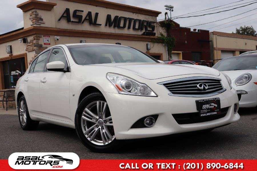 Used Infiniti Q40 4dr Sdn AWD 2015 | Asal Motors. East Rutherford, New Jersey