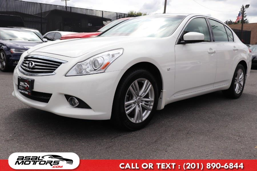 Used Infiniti Q40 4dr Sdn AWD 2015   Asal Motors. East Rutherford, New Jersey