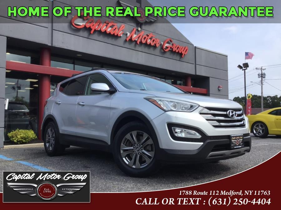 Used 2014 Hyundai Santa Fe Sport in Medford, New York | Capital Motor Group Inc. Medford, New York