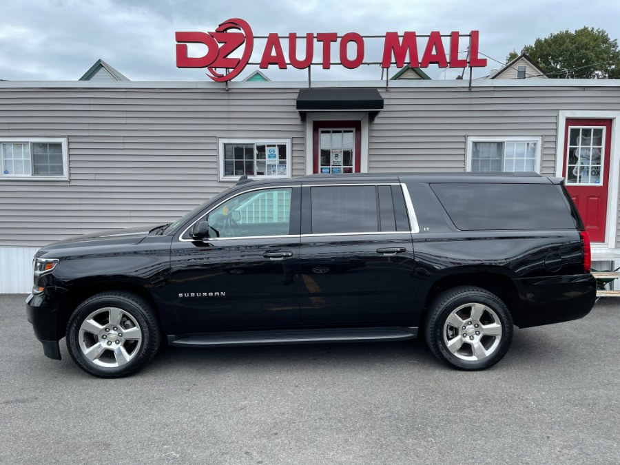 Used 2017 Chevrolet Suburban in Paterson, New Jersey | DZ Automall. Paterson, New Jersey