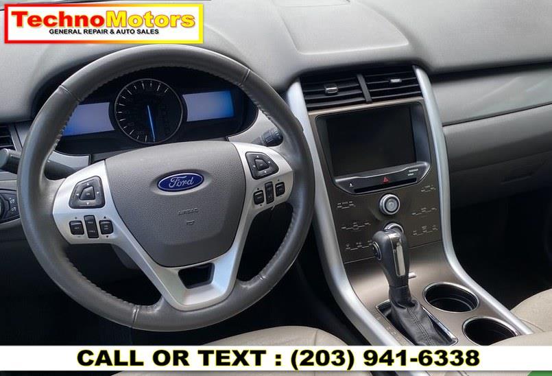 Used Ford Edge 4dr SEL FWD 2013   Techno Motors . Danbury , Connecticut